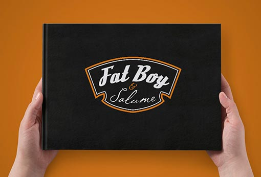 Fat Boy & Salume (Cold cuts) photo book