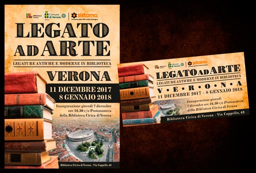 Linked to Art - Exhibition of artistic bookbinding in Verona